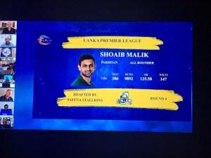 Jaffna Stallions Squad for Lanka Premier League 2020
