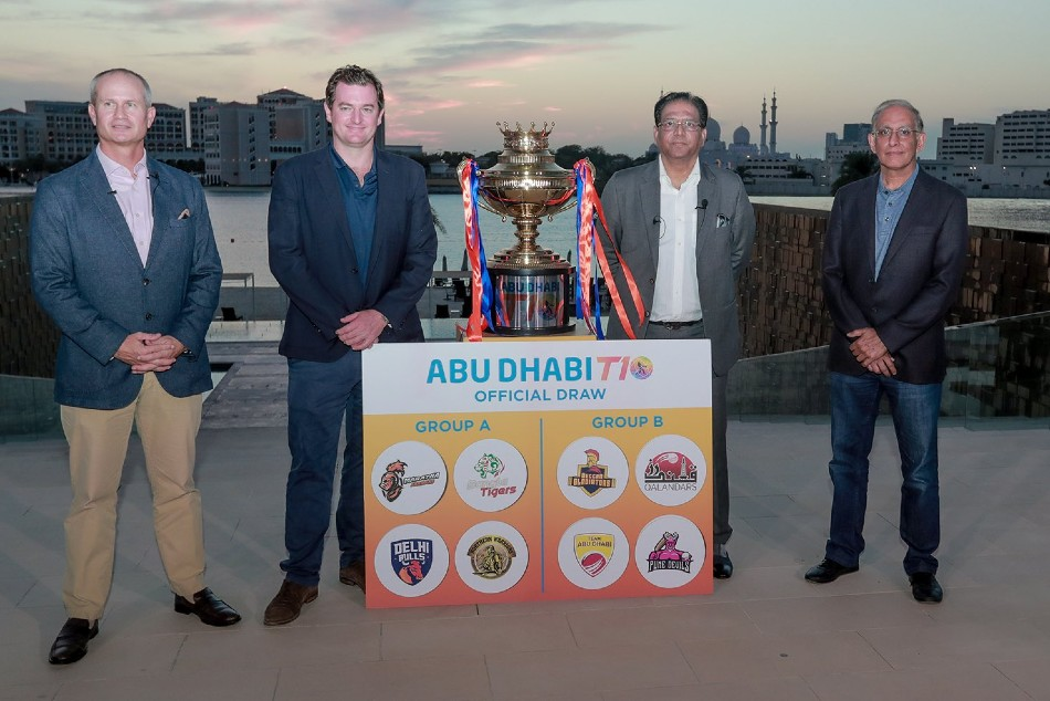 Superstar Lineup of Global Icons Confirmed For Abu Dhabi T10