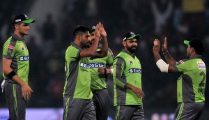 Lahore Qalandars Squad for Pakistan Super League 2021