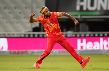 Imran Tahir had first hat-trick of the Hundred