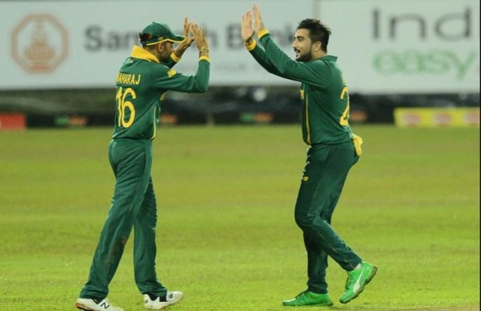 Malan ton, Shamsi five-for help South Africa level ODI series vs Sri Lanka