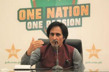 Go big or go home: Says Ramiz Raja to the provincial coaches