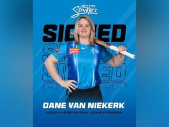 Proteas Captain Dane Van Niekerk Joins Adelaide Strikers For WBBL