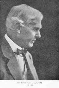 Dr John Henry CLARKE