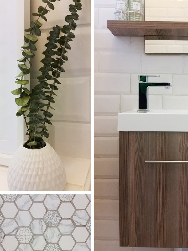 spectacular bathroom makeover