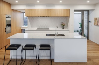 Kitchen Island Bench Photo : Buildsmart WA Perth WA