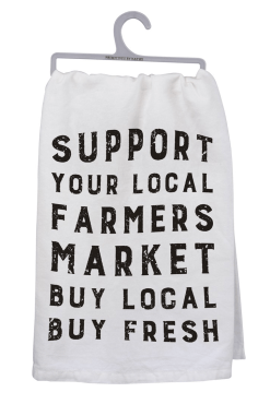 Support Your Local Farmers Market