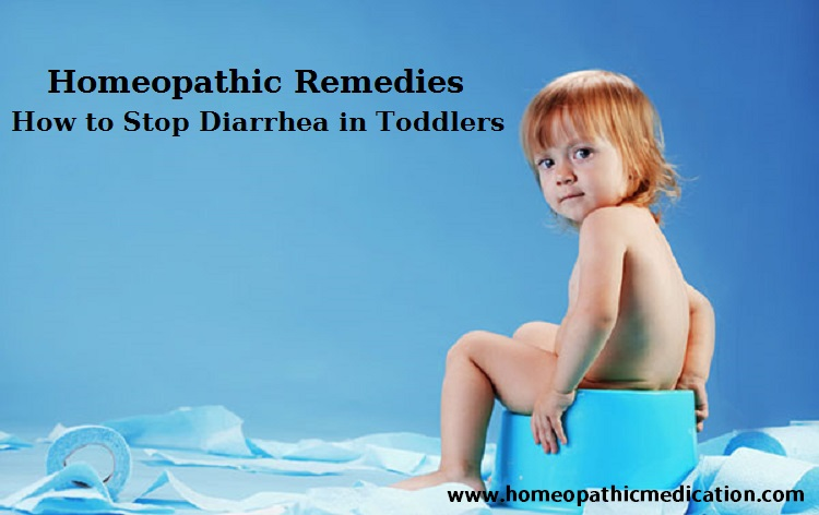 homeopathic remedies for diarrhea in toddlers