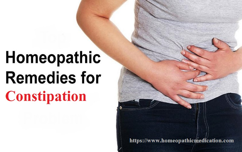 Homeopathic Remedy for Constipation and its Treatment