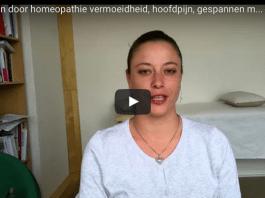 Genezen door homeopathie van hoofdpijn