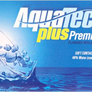 Aquatech  plus premium  toric  6pk  4 for eye