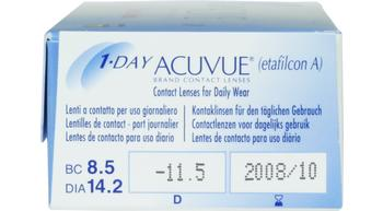 1 Day Acuvue 30 pk