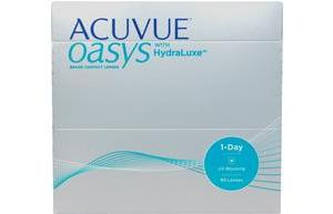 1 Day acuvue oasys 90 pk