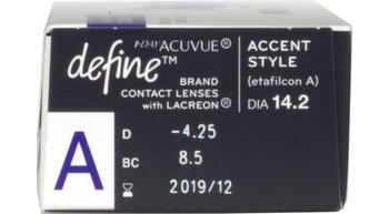 1-day acuvue define vivid style 30 pk