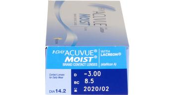 Acuvue 1Day Moist/Astigmatism 30pk