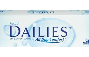 Alcon Focus Dailies 30PK
