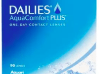 Dailies AquaComfort Plus multifocal one-day lenses 90pk