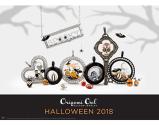 Origami Owl Halloween 2018 catalog