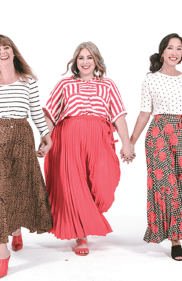 Lularoe 2019  living coral lookbook page collection 2019
