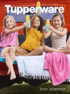 Tupperware 2019 Summer Catalog