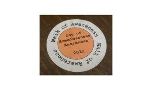 Walk of Awareness 2012 sticker
