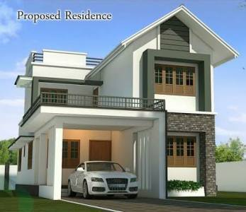 Kerala New Home Design With Plan   Home Pictures Kerala New Home Design With Plan  1