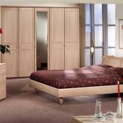 "BEDROOM ""Luna"" massif oak modern"