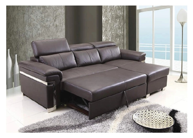 Stupendous Justin Leather Sofabed Home Quarters Furnishings Lamtechconsult Wood Chair Design Ideas Lamtechconsultcom