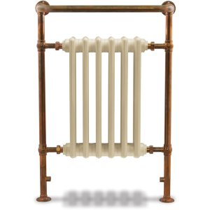 Broughton Towel Rail Copper - 960mm x 675mm Carron_Home Refresh
