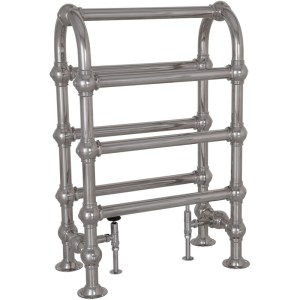 Colossus Horse Steel Towel Rail - 935mm x 625mm (Chrome Finish) Carron_Home Refresh