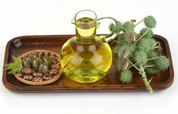Castor-essential-oil-hair-fall