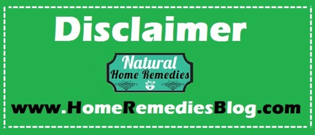 Disclaimer-homeremediesblog
