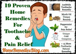 19 Proven Home Remedies for Toothache