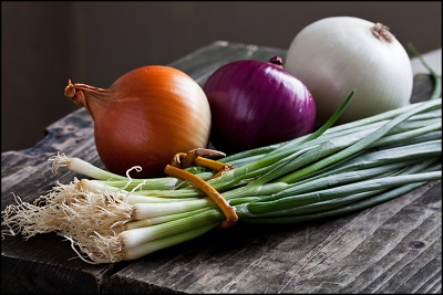 Toothache Treatment with Onions