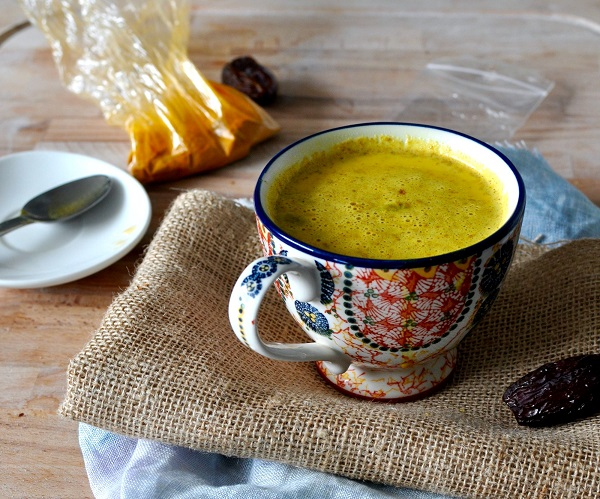 Home-Made Turmeric Milk