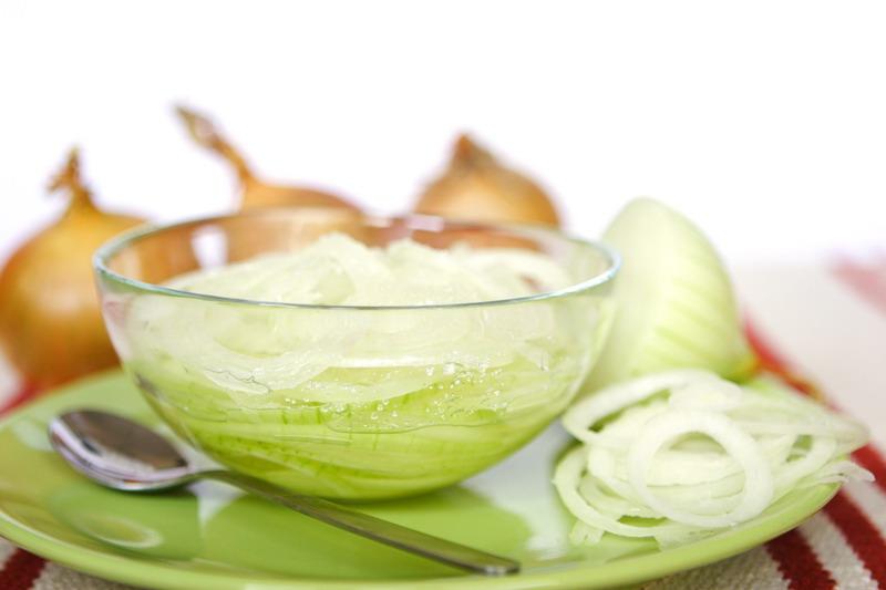 Onion Juice for Heat Stroke