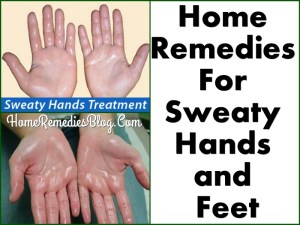 Home Remedies For Sweaty Feet and Palms (Tried & Tested)