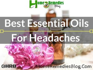 9 Most Used Essential Oils for Headaches and Migraine