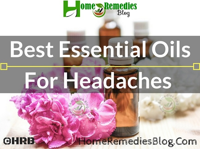 9 Best Essential Oils for Headache Relief