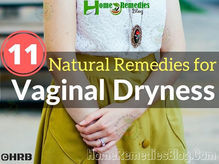 Natural vaginal moisturizer home remedy