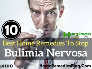 Top 10 Home Remedies To Treat Bulimia Nervosa Effectively