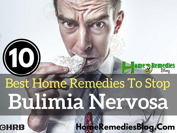 Top 10 Home Remedies To Treat Bulimia Nervosa