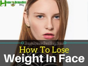 How To Lose Weight In You Face Fast