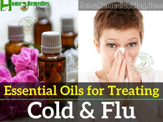 How to Use Best Essential Oils For Colds and Flu