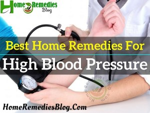 12 Best Home Remedies for High Blood Pressure