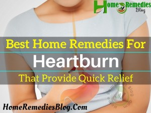 9 Best Home Remedies for Heartburn That Provide Relief
