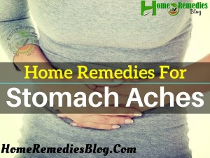 How To Cure Stomach Aches Naturally