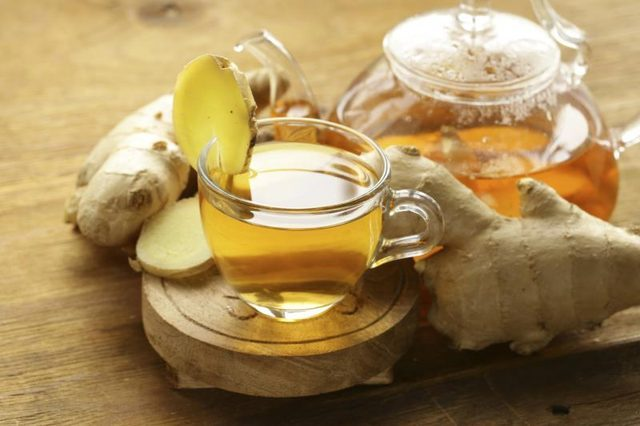 Ginger Tea for Anal Fistula Cure