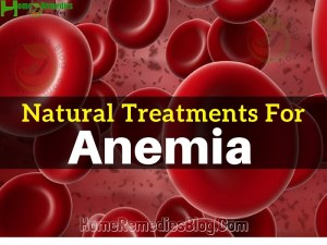 15 Best Home Remedies To Treat Anemia Naturally