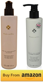 Paul Mitchell Marula Oil Rare Oil Replenishing Shampoo and Conditioner Duo